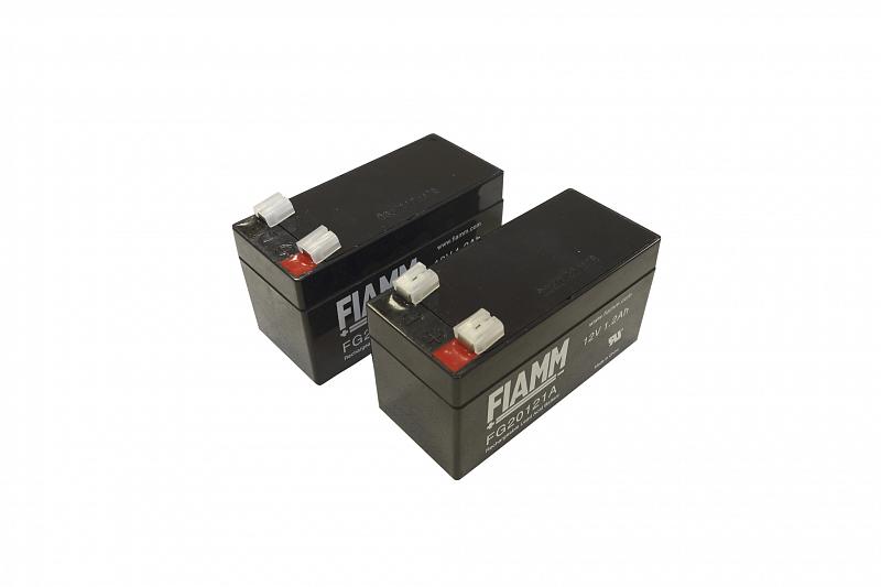 BT12V12 - 2x akumulátor pro kartu B71/BC (Akumulátor pro kartu B71/BC)
